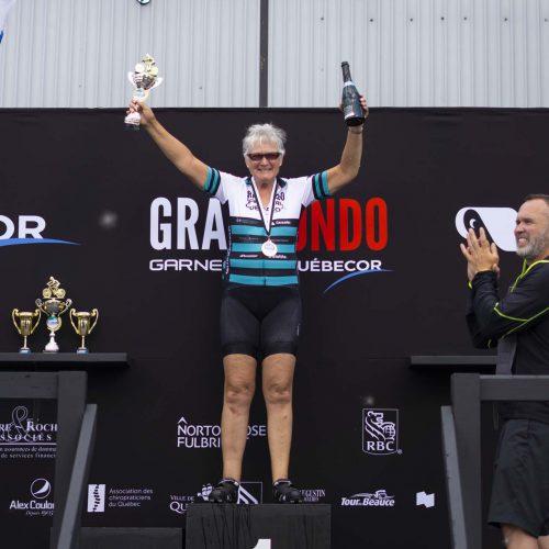 Championne Granfondo