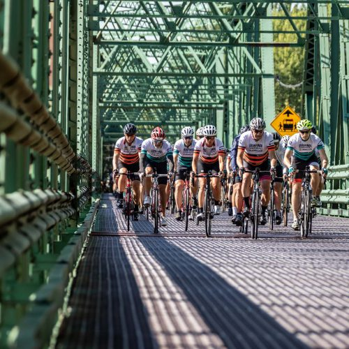 Cyclistes Granfondo