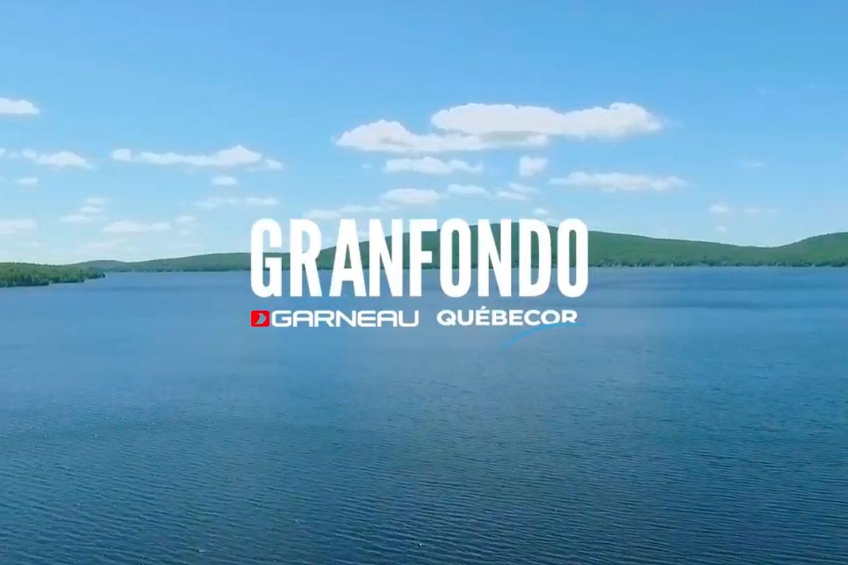 film les petits frères Granfondo Garneau Québecor
